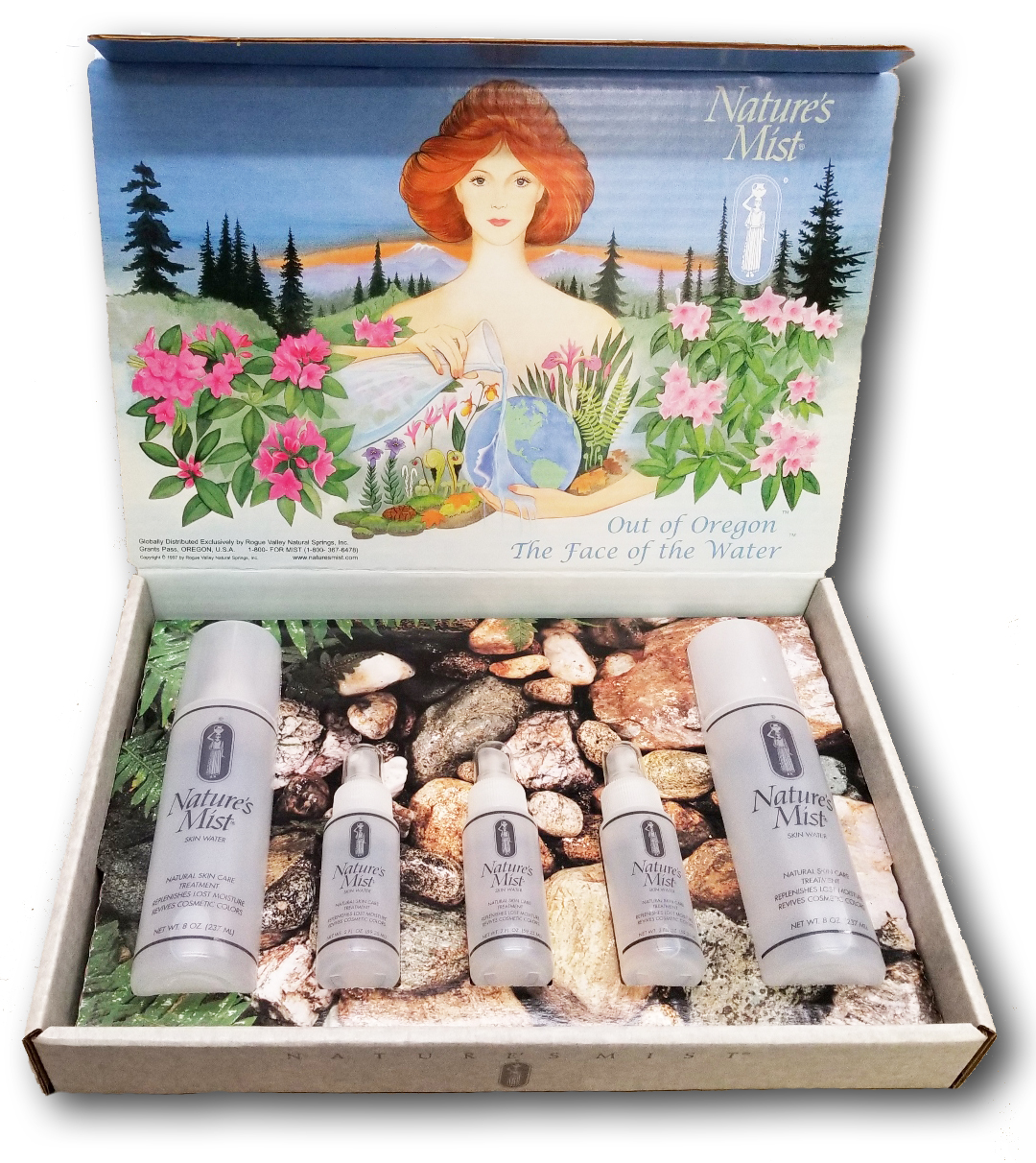 Natures Mist® Face of the Water® Gift Set